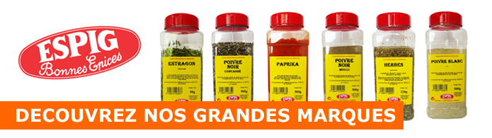 Dcouvrez les produits de la marque Espig !