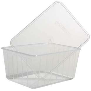 Boites alimentaires plastiques carty x25 carty cartybox180 epicerie picerie en - Boite plastique cuisine ...