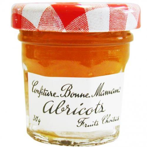 confiture portions bonne maman pot verre abricot x 60 bonne maman epicerie picerie. Black Bedroom Furniture Sets. Home Design Ideas